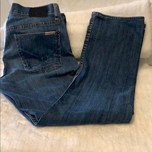 Hudson Jeans Made in LA USA size 30/30 EUC